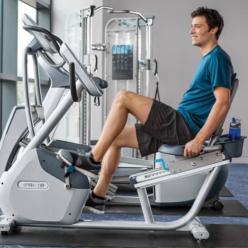 Precor RBK-615 Recumbent Bike