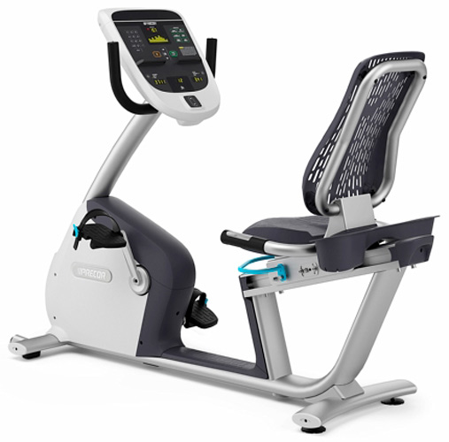 Precor RBK-815 Recumbent Bike