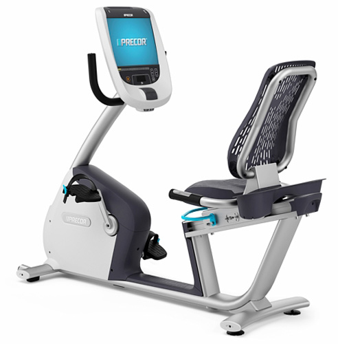 Precor RBK-885 Recumbent Bike