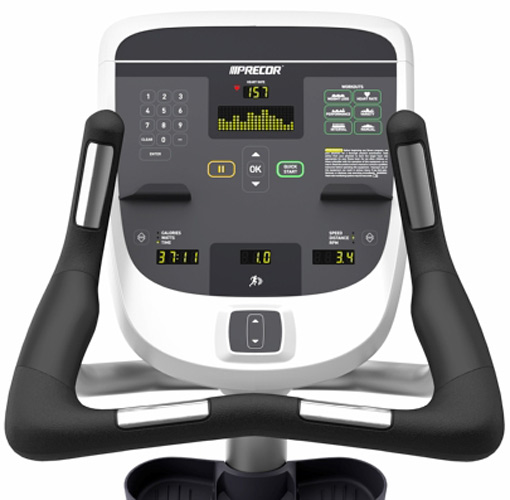 Precor UBK-815 Upright Bike