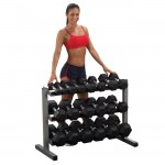 Body Solid Dumbbells & Racks
