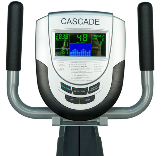 Cascade CMX-RT Recumbent Bike