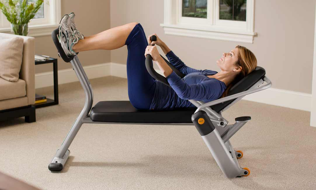 Precor AB-X Ab Machine